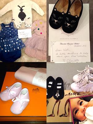 //kim kardashian baby north west christmas gifts hermes photos tall