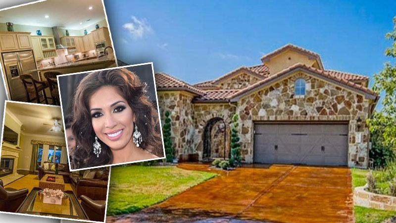 Farrah Abraham House Texas Sale