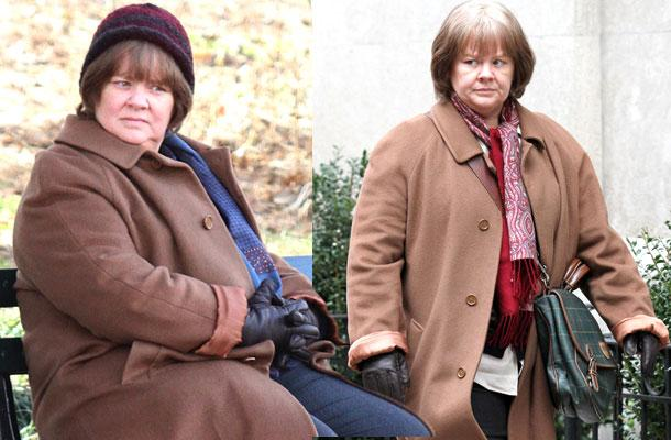 //melissa mccarthy weight central park movie pp