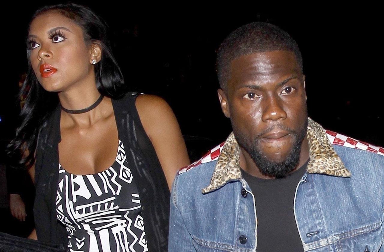 //kevin hart wife eniko parrish marriage issues PP
