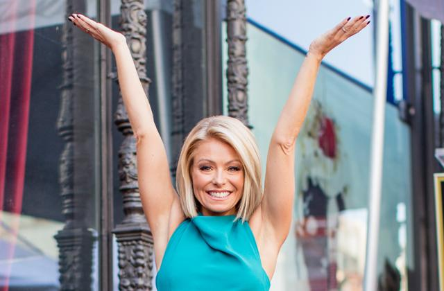 //kelly ripa to announce new live co host pp
