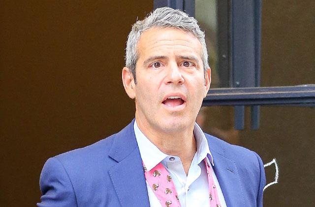 Andy Cohen Boyfriend Split