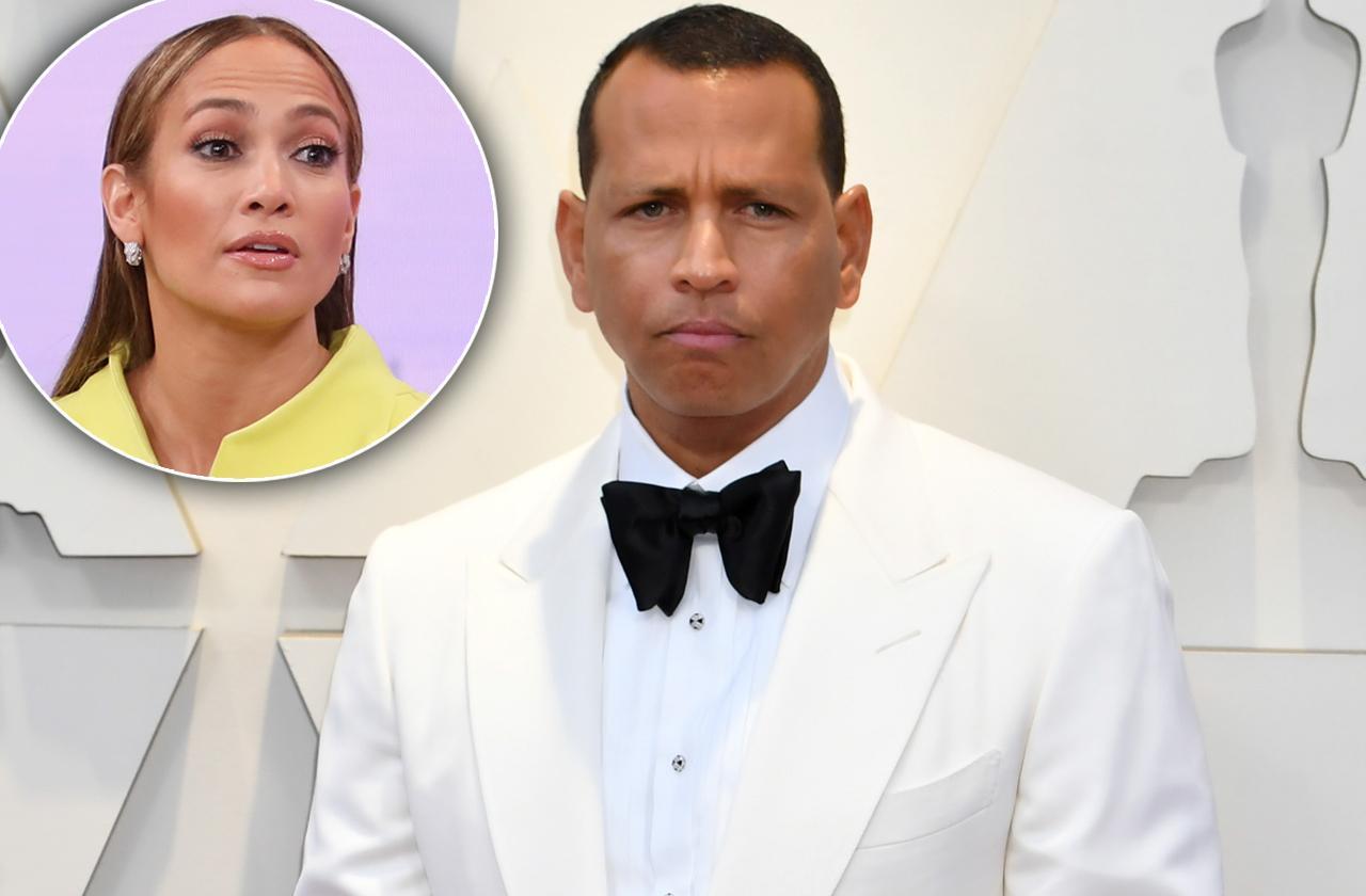 Alex Rodriguez Secrets & Scandals Jennifer Lopez Cheating Drama