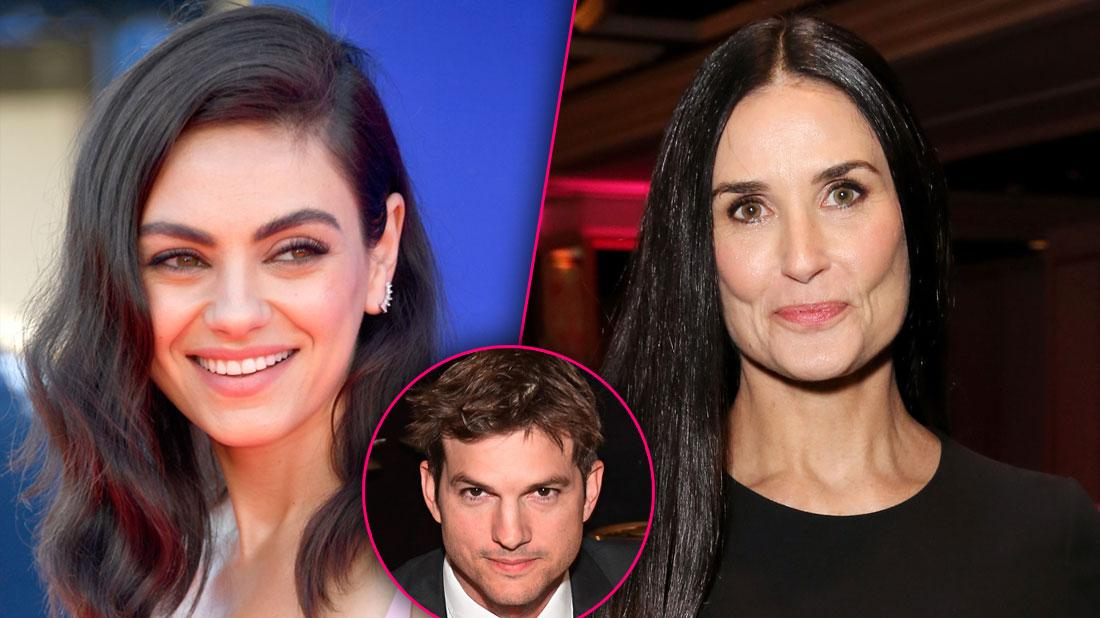 Mila Kunis And Demi Moore Make Peace After Years Of Tension