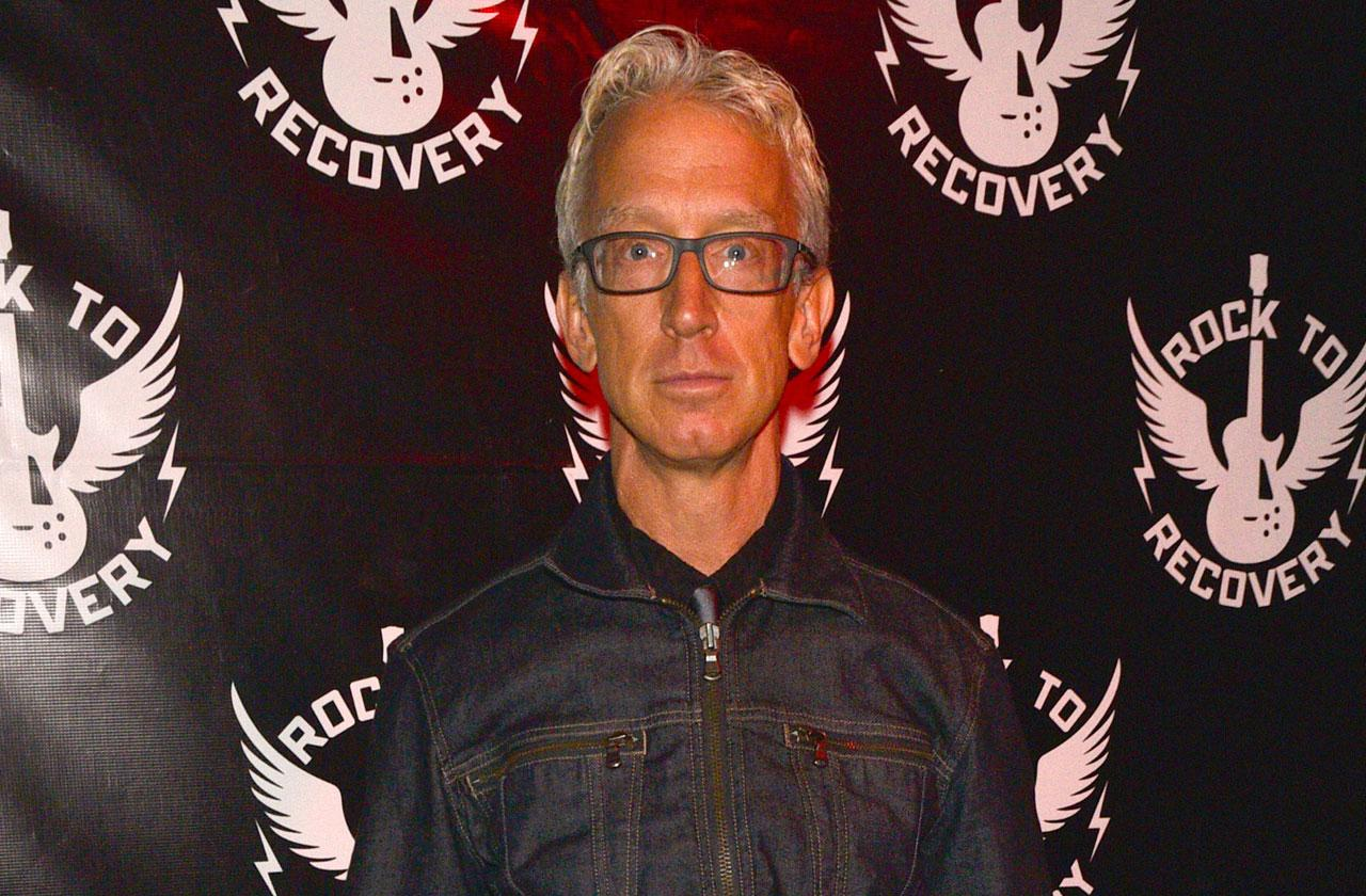 Andy Dick Sexual Battery LA Relapse