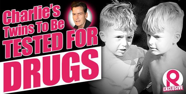//brooke mueller charlie sheen kids bob max sheen drug test wide