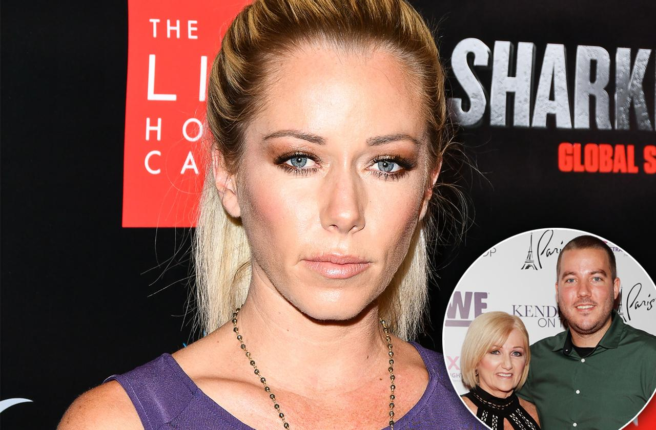 kendra Wilkinson fractured family after divorce hank baskett