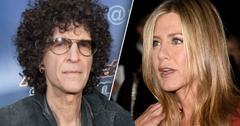 Howard Stern Jennifer Aniston 'Annoying'