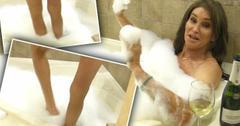 //caitlyn jenner naked bath