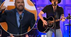 Jason Aldean SNL Controversy UFC Dana White Wanted Him Sing For Survivors