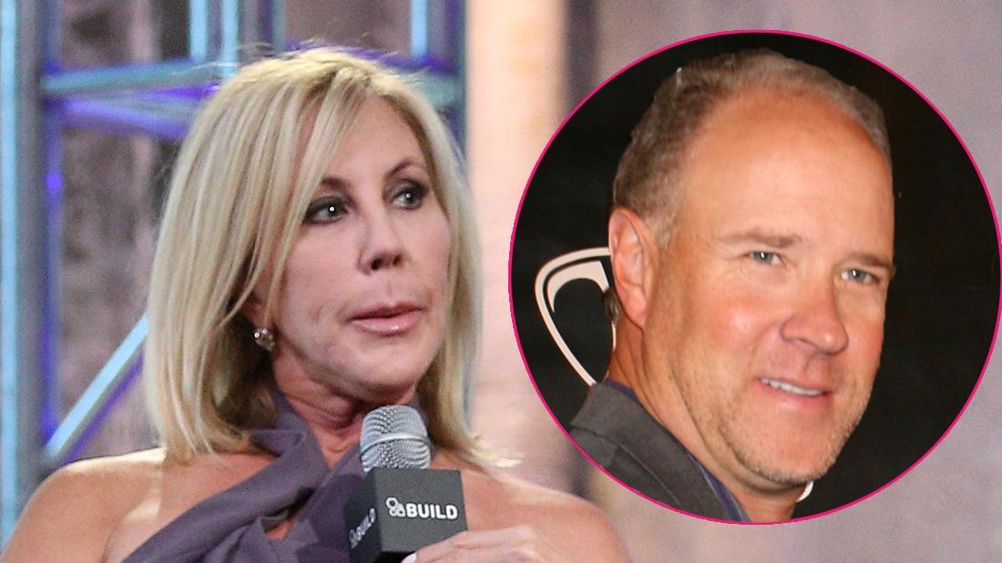 Battle Of The Exes! Vicki Gunvalson's Ex-Boyfriend Brooks Fighting Fraud Lawsuit