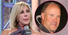 Battle Of The Exes! Vicki Gunvalson's Ex-Boyfriend Brooks Fighting Fraud Lawsuit