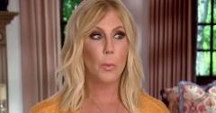 Vicki Gunvalson in Yellow Top Looking Right