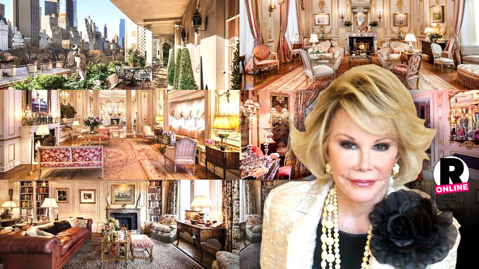 Joan Rivers Apartment For Sale