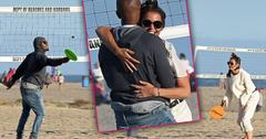 Katie Holmes And Jamie Foxx Reunited In Malibu After He Hung Out With Other Women