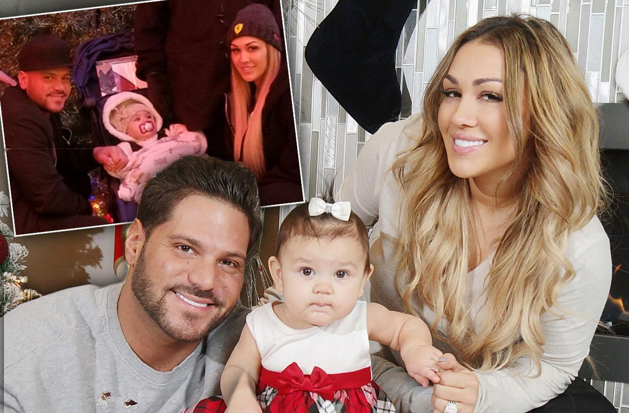 Ronnie ortiz magro jen harley holiday photo amid fighting