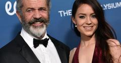 Mel Gibson And Young Baby Mama Rosalind Ross Attend Charity Gala