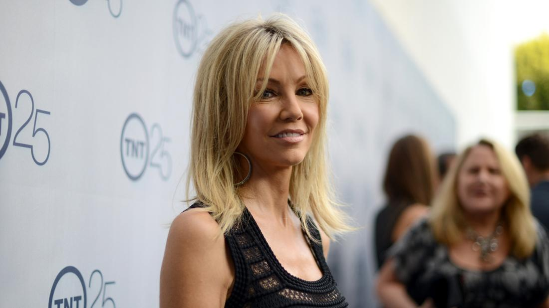 Rehab Confessions: Heather Locklear To Tell All In Explosive Memoir