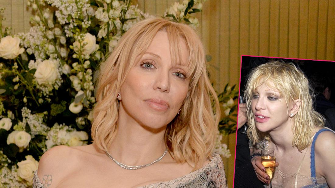Courtney Love Reveals She Is 18 Months Sober Amid NME Speech