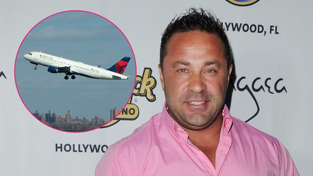 Bye, Joe! Giudice Leaving Tonight For Italy After Deportation Scandal