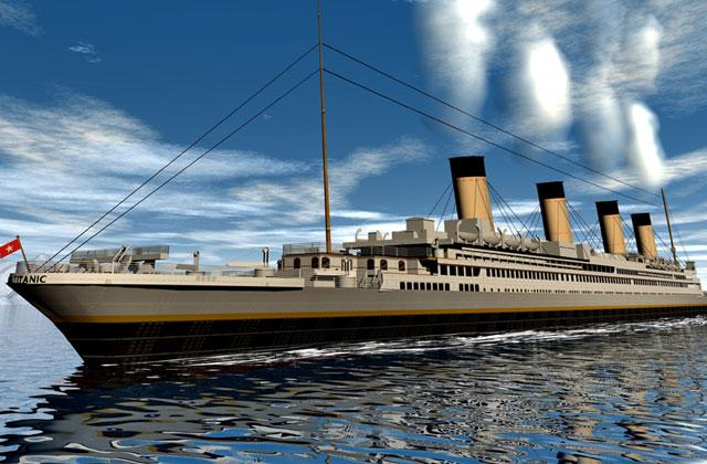 Titanic Sinking The Myths Reelz Fire Design Flaws