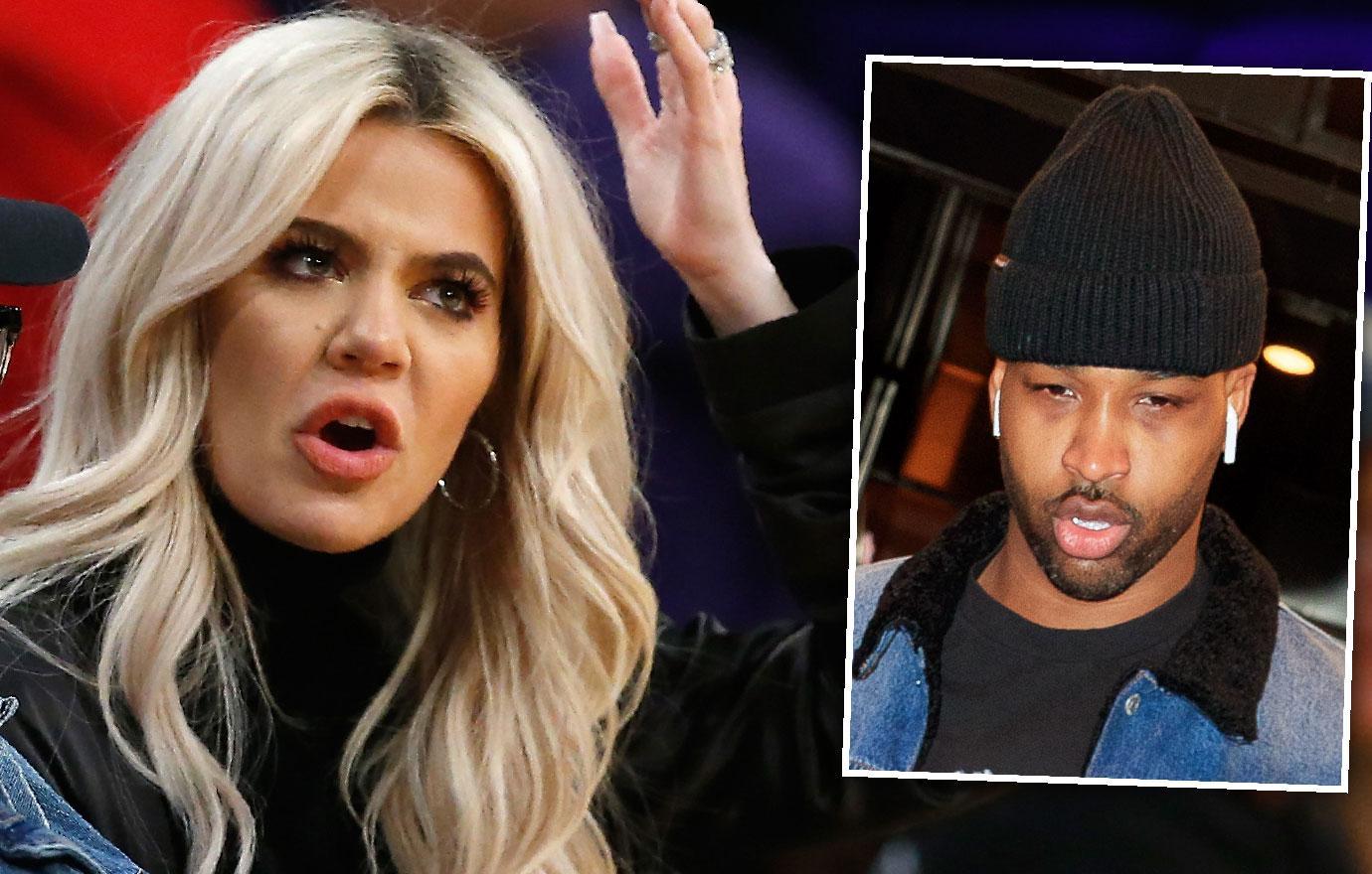 Khloe Kardashian Blames Tristan For Breaking Up Family