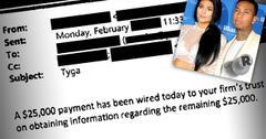 Tyga Lawsuit Settlement Kylie Jenner