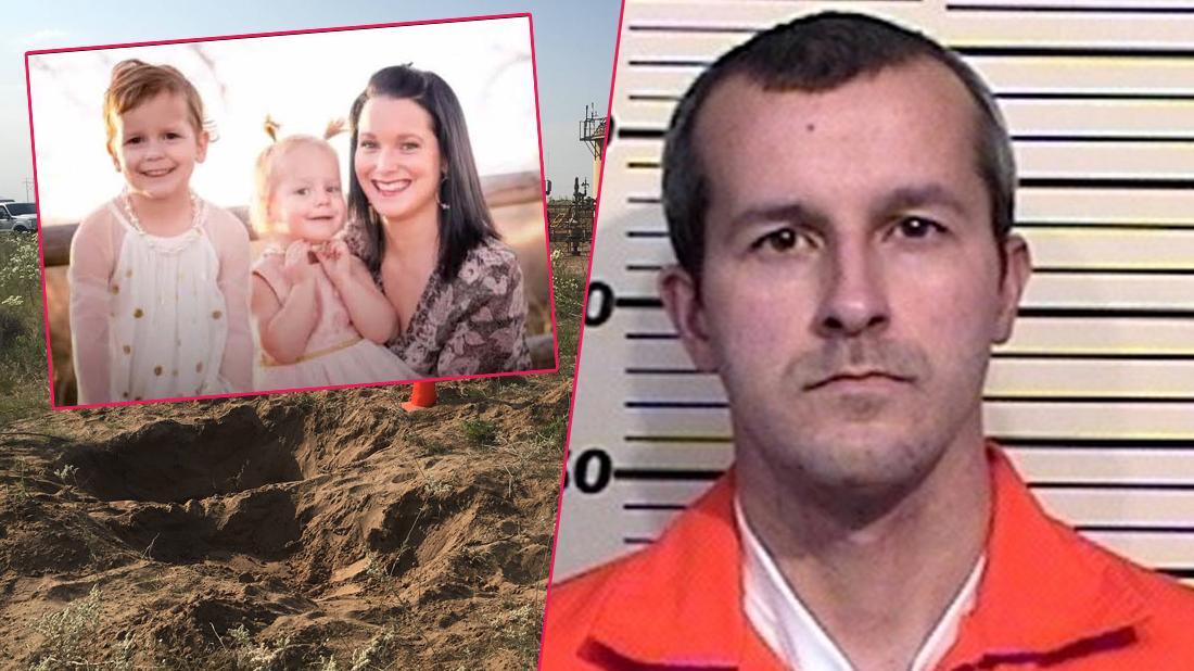 Chris Watts Reveals Disgusting Details Of Killing Wife & Daughters: 'Bella & CeCe Woke Back Up'