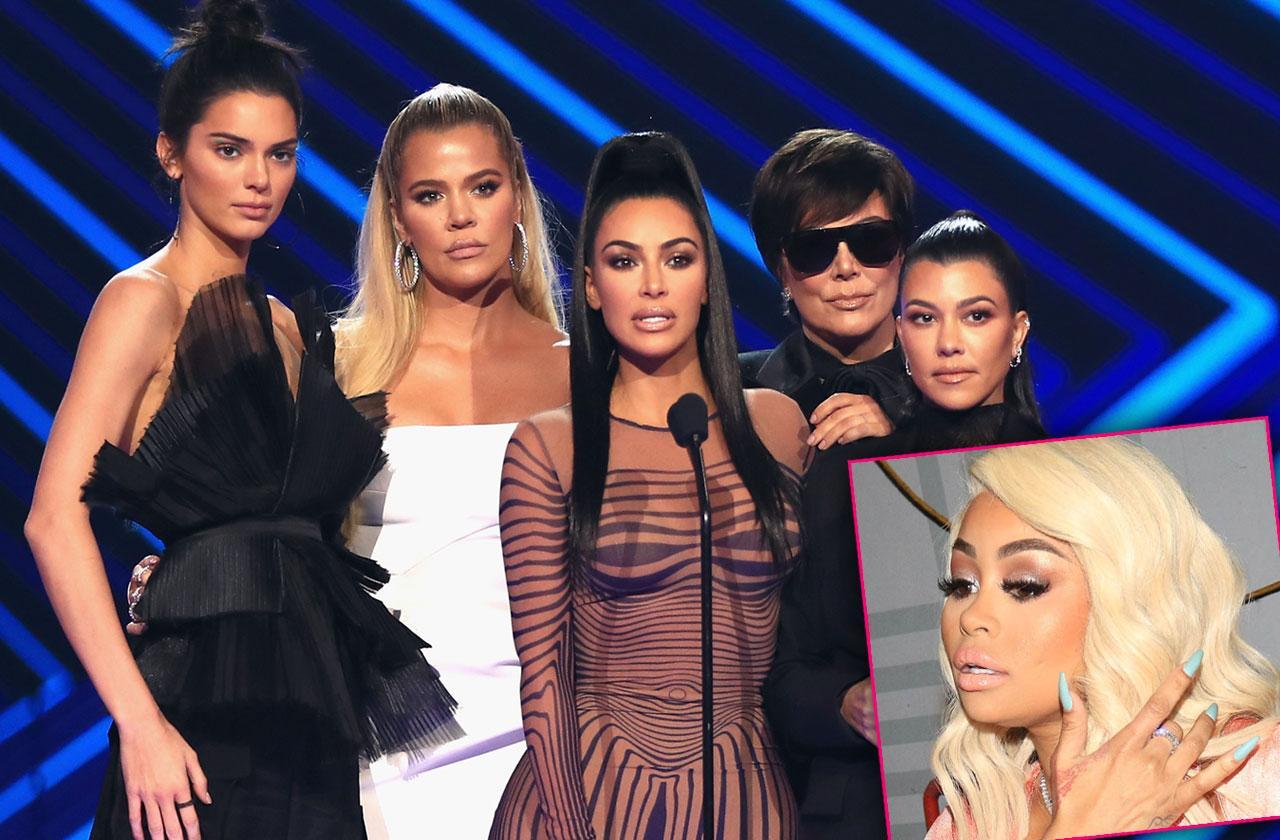 Kardashian Lawyer Slams Blac Chyna Attorney Legal Battle