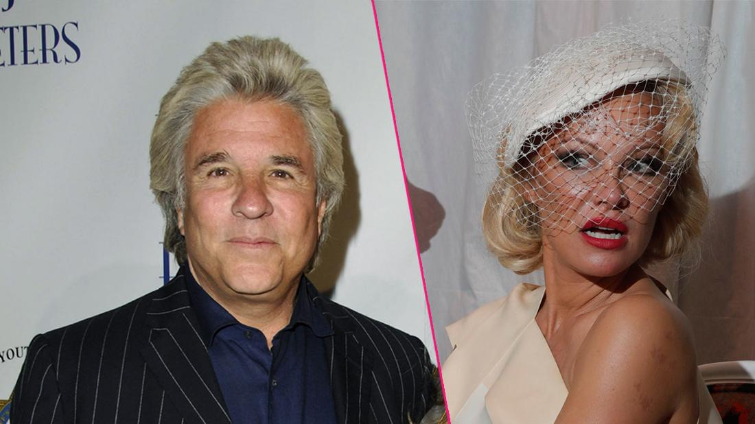Pamela Anderson And Jon Peters Split 12 Day Marriage