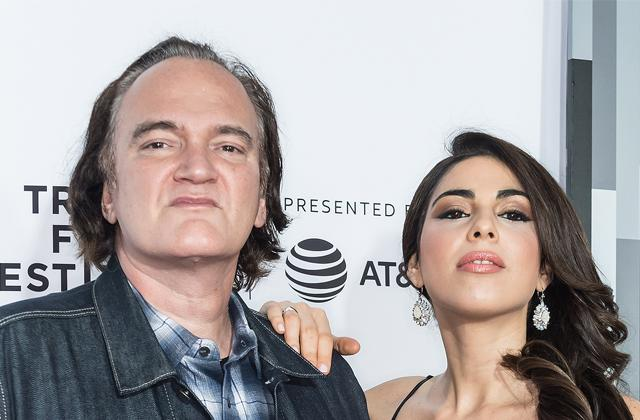 Quentin Tarantino Engaged To Daniella Pick