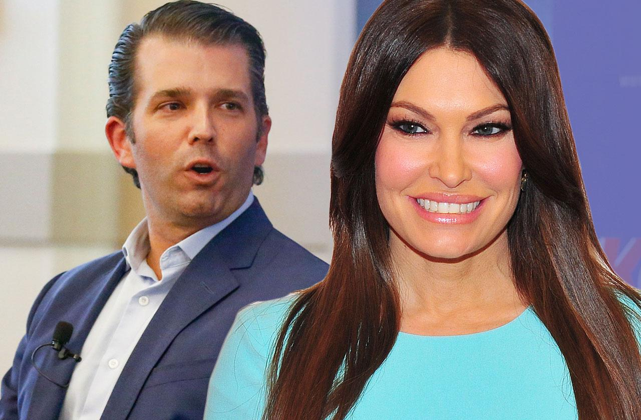 Kimberly Guilfoyle Hints She Could Marry Donald Trump Jr.