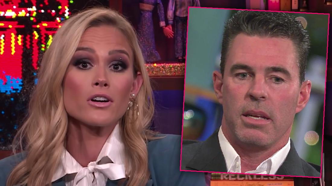 Meghan King Edmonds Mom Calls Cops On Jim Amid Divorce