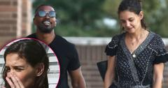 Katie Holmes Engaged Ring New orleans movie