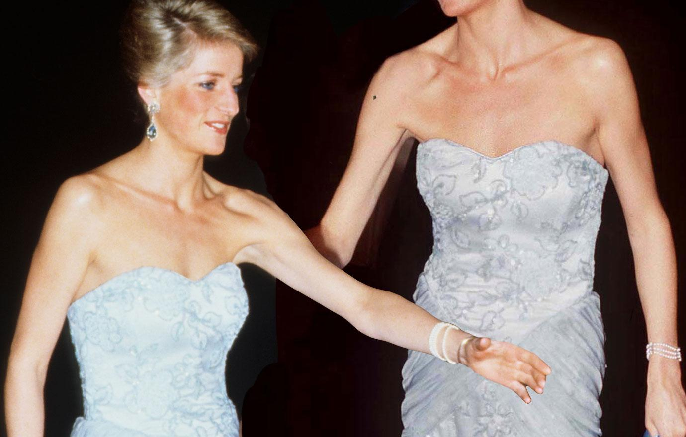 Princess Diana Wasted Away From Bulimia Friends Recall