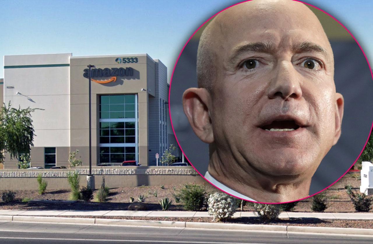 Newborn Baby Found Dead At Amazon Just As Jeff Bezos Deals With Divorce Nightmare