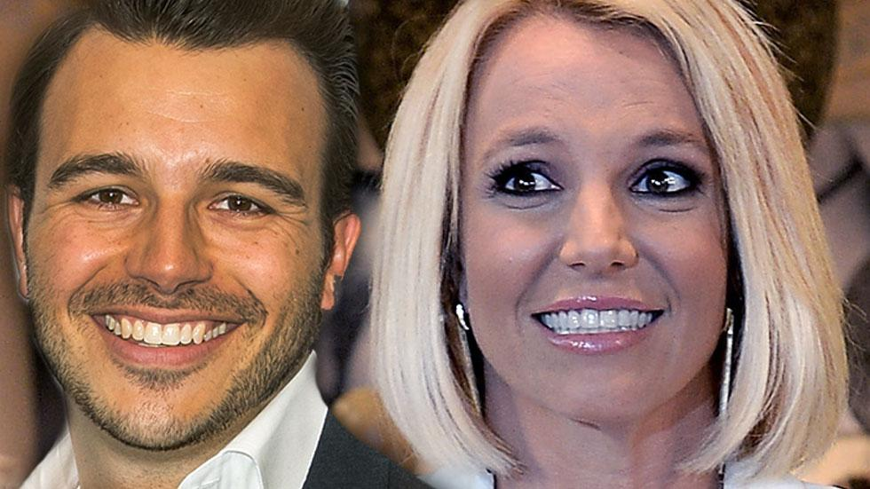 //britney spears and charlie ebersol pp