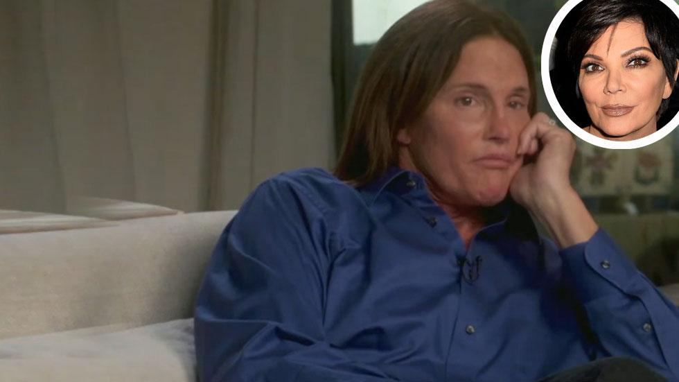 Bruce Jenner Diane Sawyer Interview Live Coverage Kris