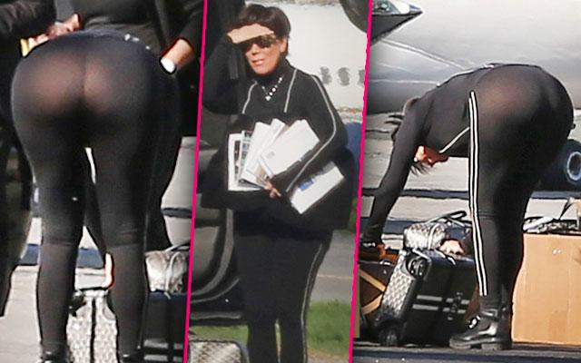 Kris Jenner Playboy Photos
