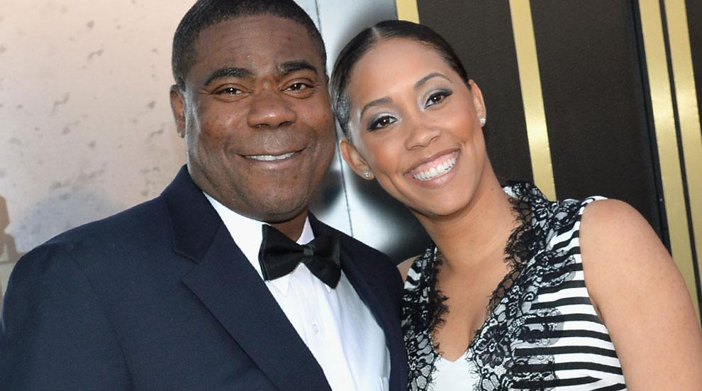 Tracy Morgan Megan Wollover Married