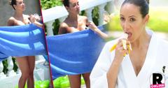 Melissa Gorga Nude Jamaica