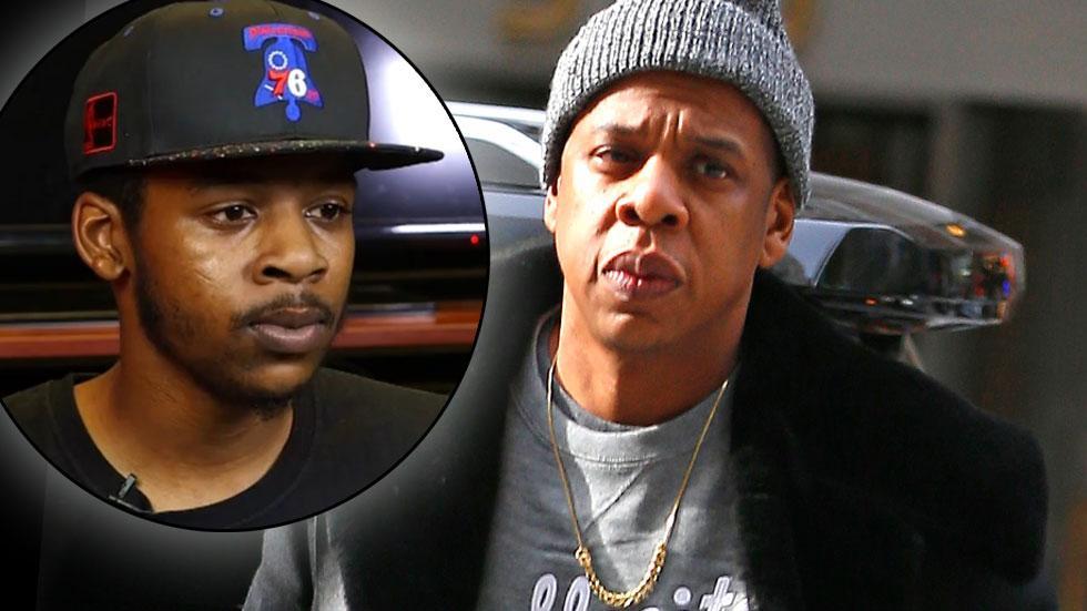 Jay Z Paternity Scandal