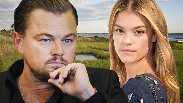 Nina Agal & Leo DiCaprio Involved In Hamptons Car Crash