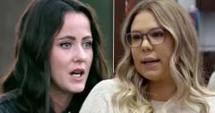 Kailyn Helped Jenelle When She Was 'Strung Out On Heroin' Before 'Teen Mom' Feud pp