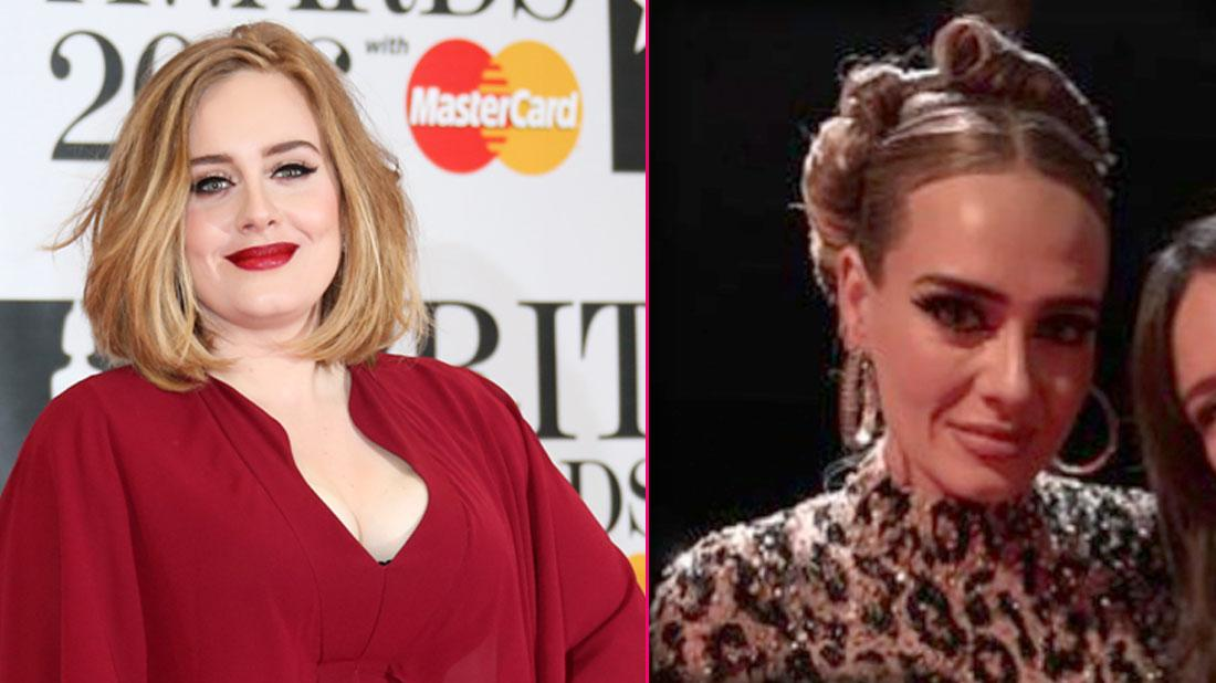 Adele Shows Off Massive 100-Pound Weight Loss In Shocking New Photo