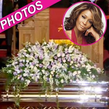 //whitney houston funeral