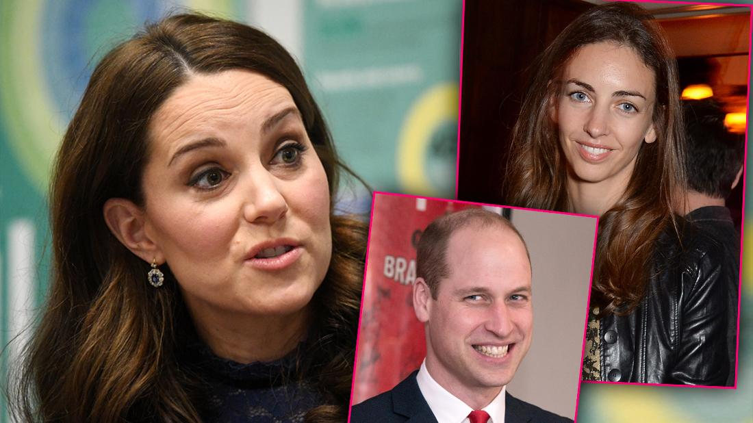 kate middleton prince harry suspicious crush model best friend rose hanbury