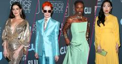 Critics' Choice Awards 2020: Wackiest Celebrity Red Carpet Looks