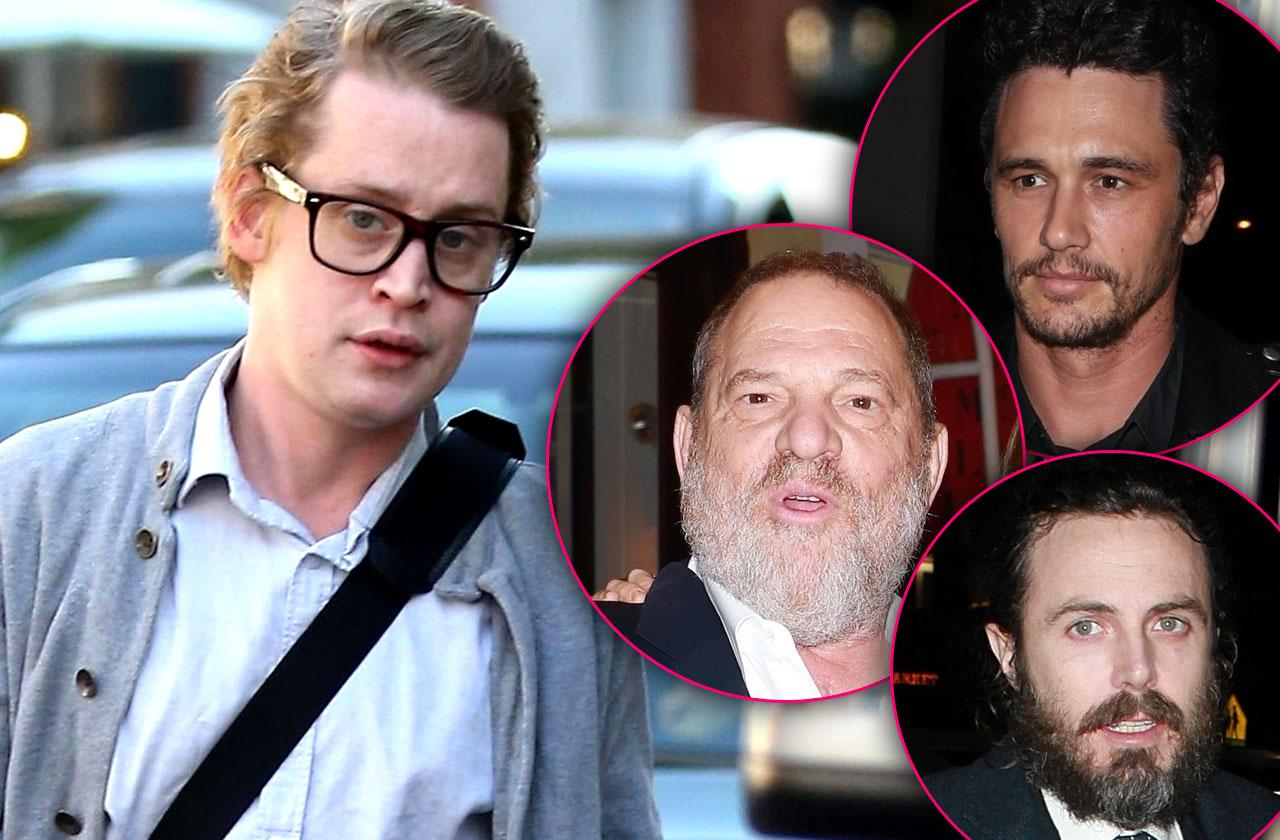 //Macaulay Culkin Bashes Hollywood Men Oscars Twitter pp