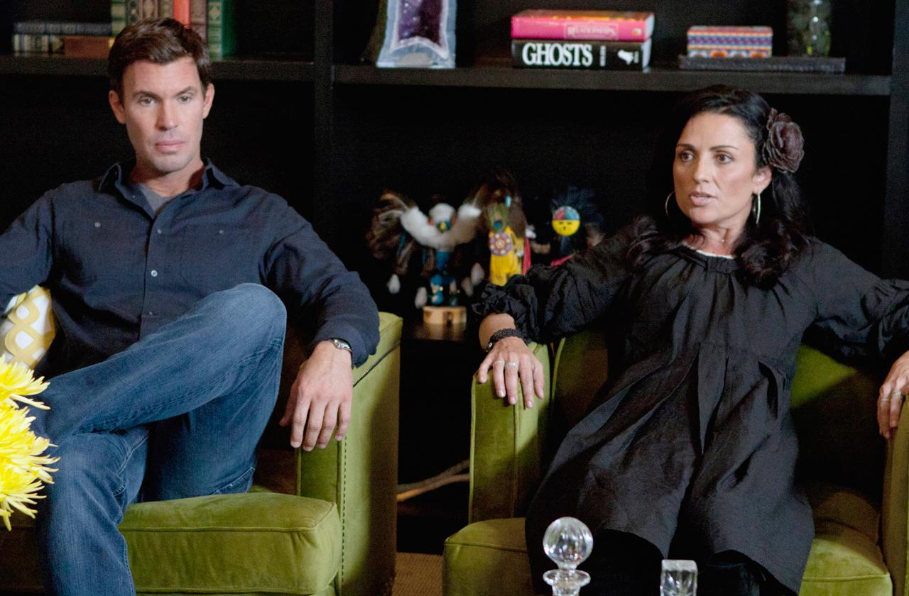 Jeff Lewis Jenni Pulos Filed Abuse Claim Flipping Out Fight